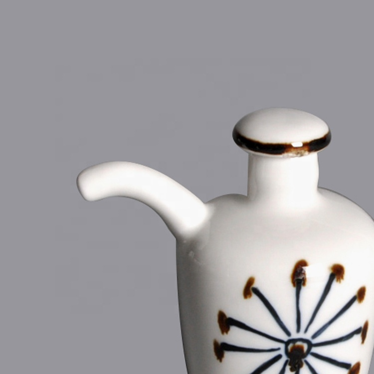 porcelain oil Pot
