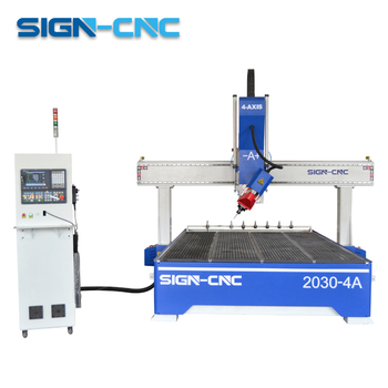 CNC Router ATC Rotate Swing Head 1530 2030 2040 4 Axis NK280 Router Machine