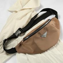 Женская дизайнерская поясная сумка, новая модная поясная сумка для путешествий, нагрудная Сумка-бананка для телефона, Женские поясные сумк...(Китай)