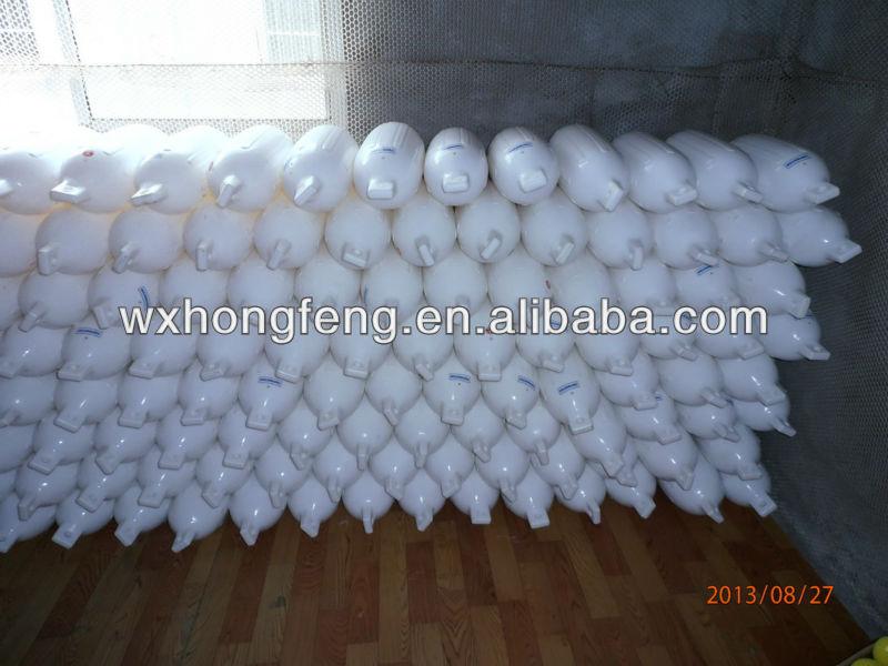 PVC cylindrical marine fender