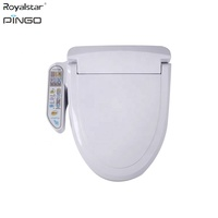 Royalstar Toilet Bidet comparing with Japanese toilet bidet and Korean Bidet toilet seat