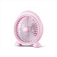 6 inch rechargeable mini portable fan