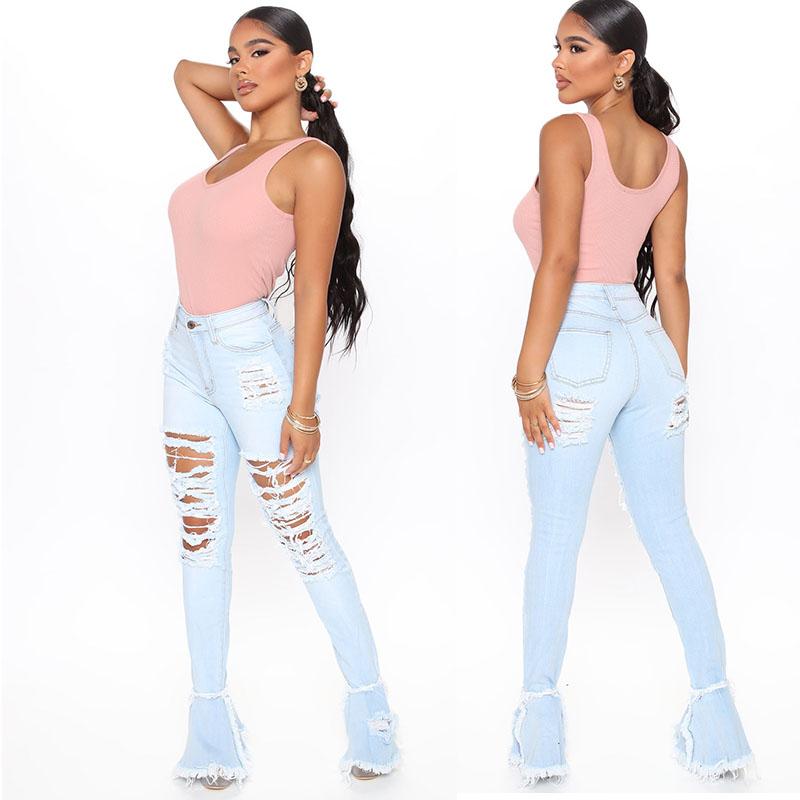 Pantalones Vaqueros Ajustados Con Borlas Para Mujer Vaqueros Rasgados A La Moda Buy Nuevo Modelo De Pantalones Vaqueros Vaqueros Skinny Mujer Ultima Moda Pantalones Vaqueros Skinny Mujer Denim Product On Alibaba Com