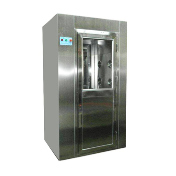 ISO 5 Static and Dynamic Through Stainless Steel Cleanroom Pass Box