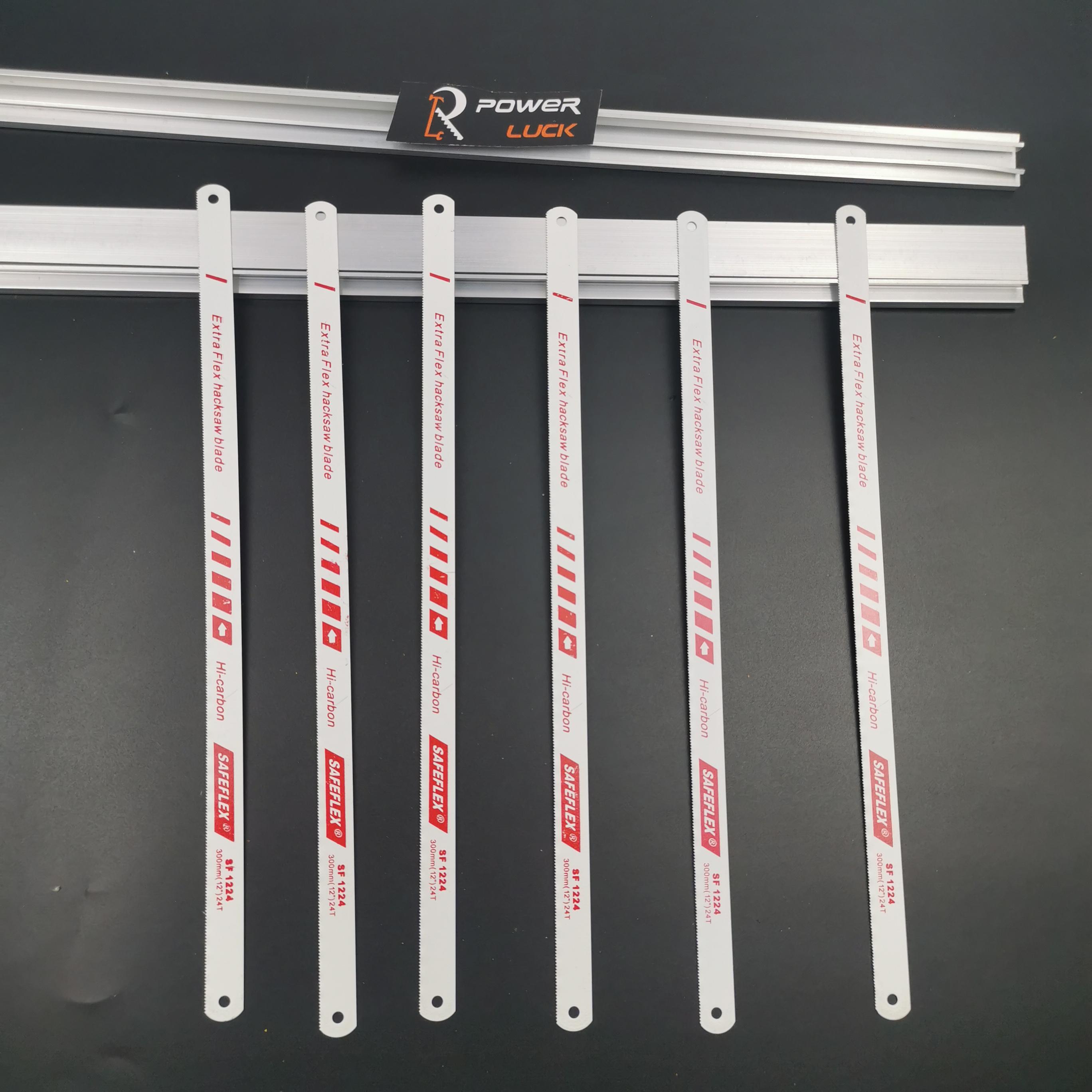 Factory hot sale 300mm carbon blade flexible hacksaw hi steel