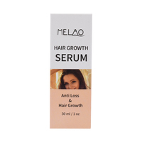 Private Label Natural Hair Care Product Hair Growth Essential Oil Serum For Women Fast Hair Growth Serum