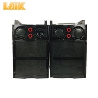 Laix LX-S6 Professional Active Stage Speaker with Disco Light BT PA System Karaoke 10 inches Bass Party Multimedia Speakers