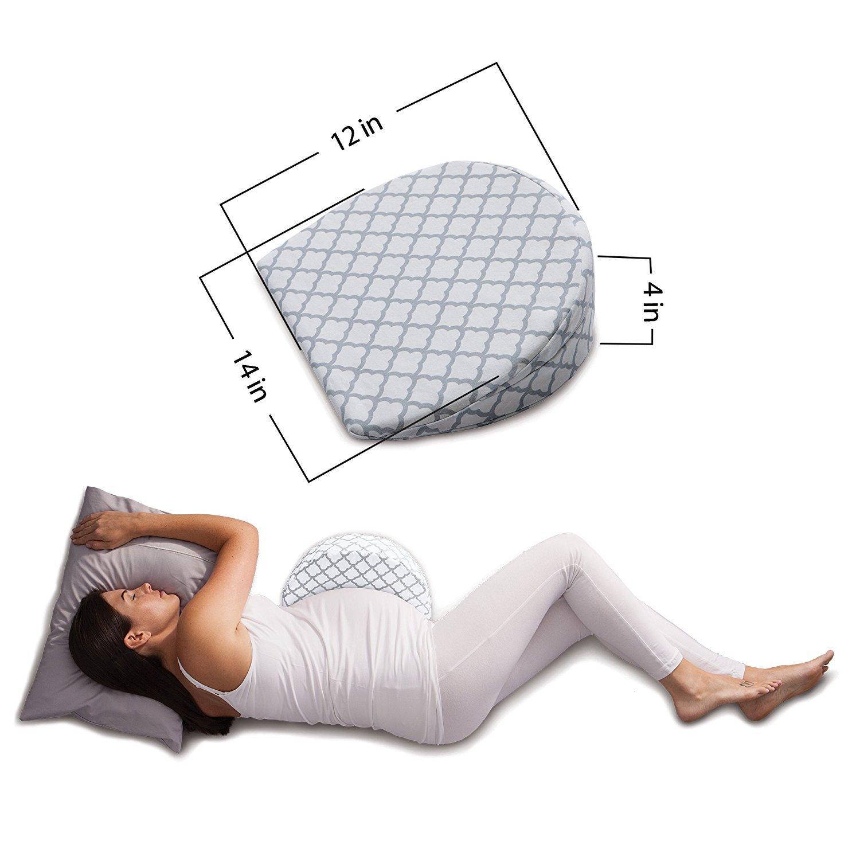Hohe qualität günstige schwangere side schlaf kissen lenden frauen taille mit preis