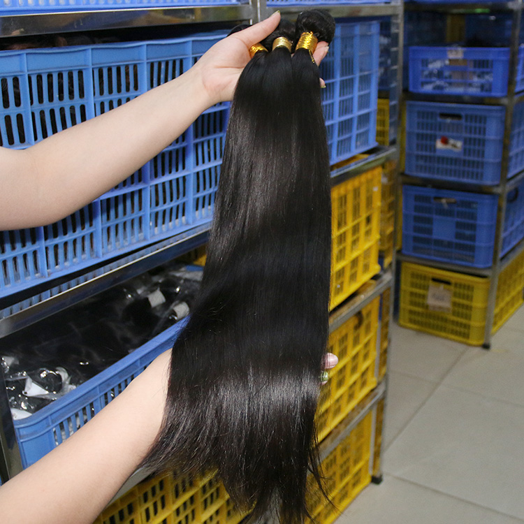 Low Luster Loose Wave 10A Indonesian Virgin Thailand Milky Way <strong>Malaysian</strong> Kinky <strong>Curly</strong> Straight No Tangle No Shed Human <strong>Hair</strong> <strong>Weave</strong>