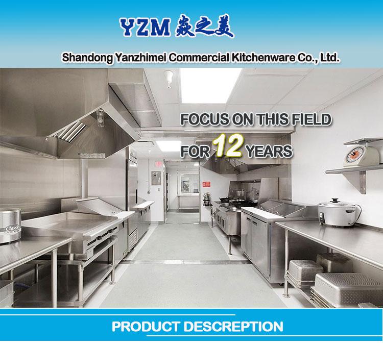 Attrezzature da cucina in acciaio inox 201/304 facile cuoco fornello a induzione prezzo fornello a induzione commerciale per la vendita