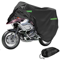 ZS Waterproof China manufactory dust Rain Bike Cover motorcycle Cover