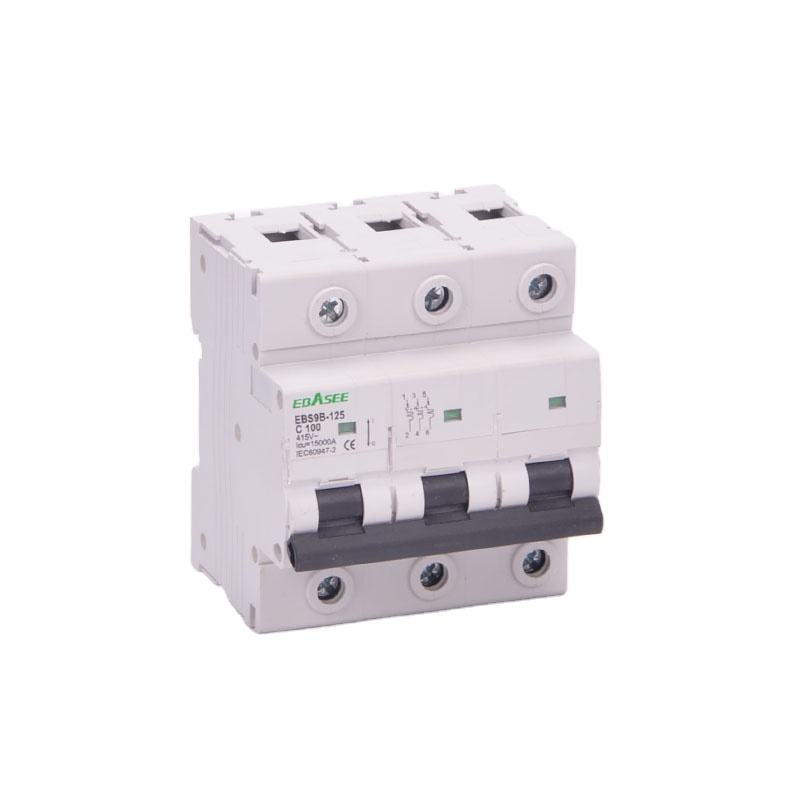 TUV Certified 20,25,32,40,50,63,80,100,125A 1000v 400 DC amp circuit breaker