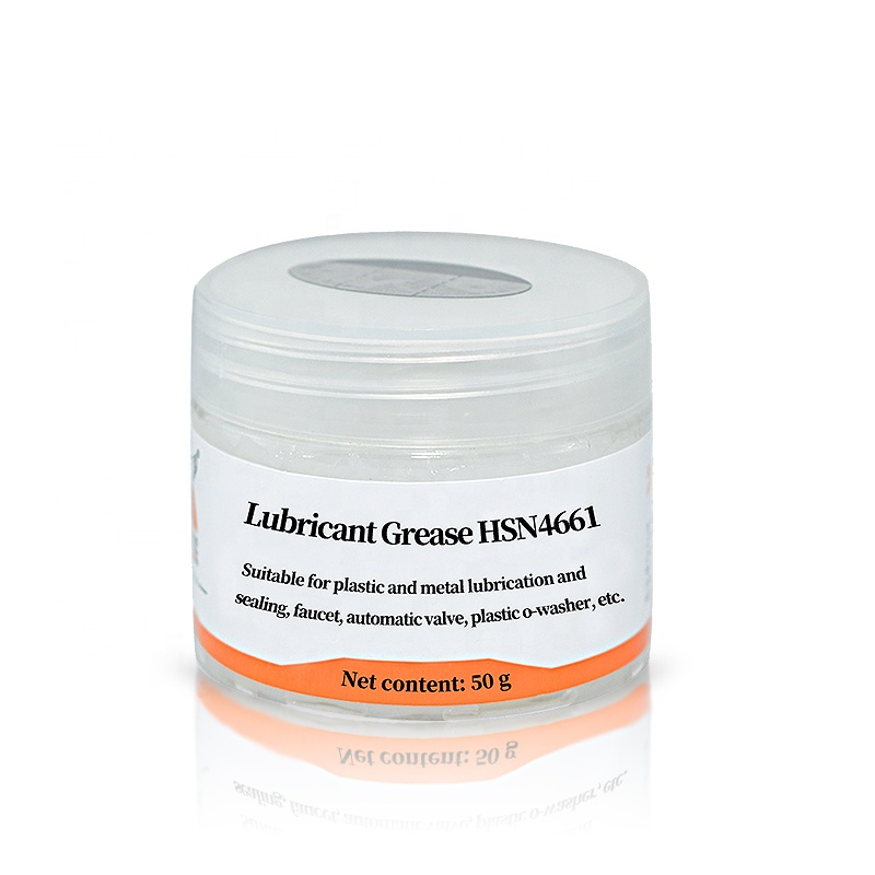 food grade silicone sealing lubricant grease