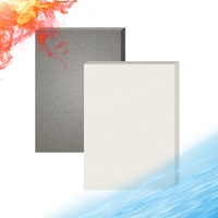 3mm high quality magnesium sulfate board, Fireproof no chloride Mgso4 board, insulation panel mgo board partition wall