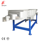 Large capacity factory linear gravel screening machine