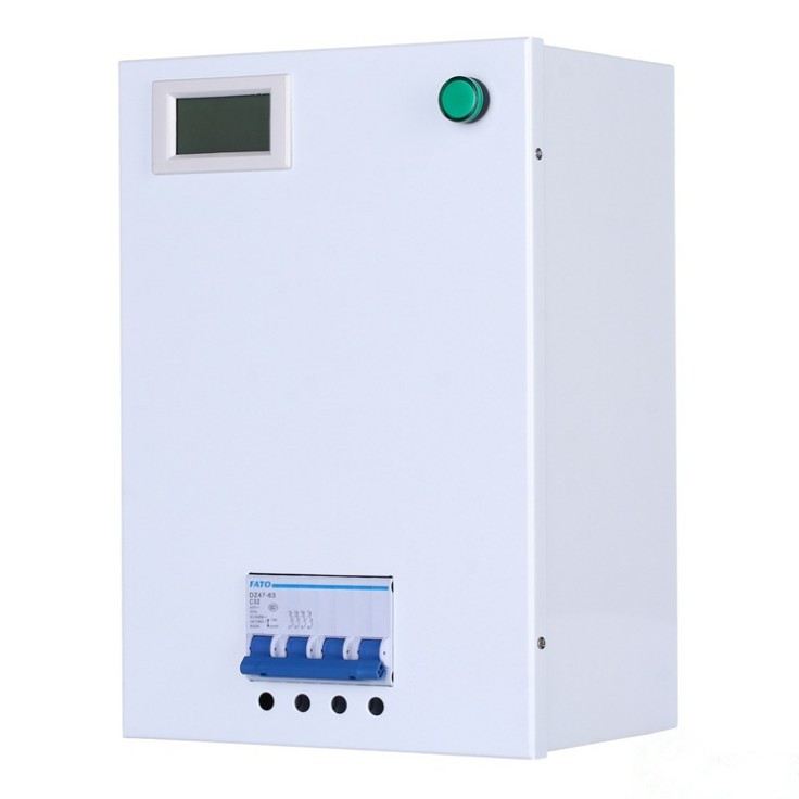 Factory 3 Phase Intelligent <strong>Electricity</strong> Power Factor Saver