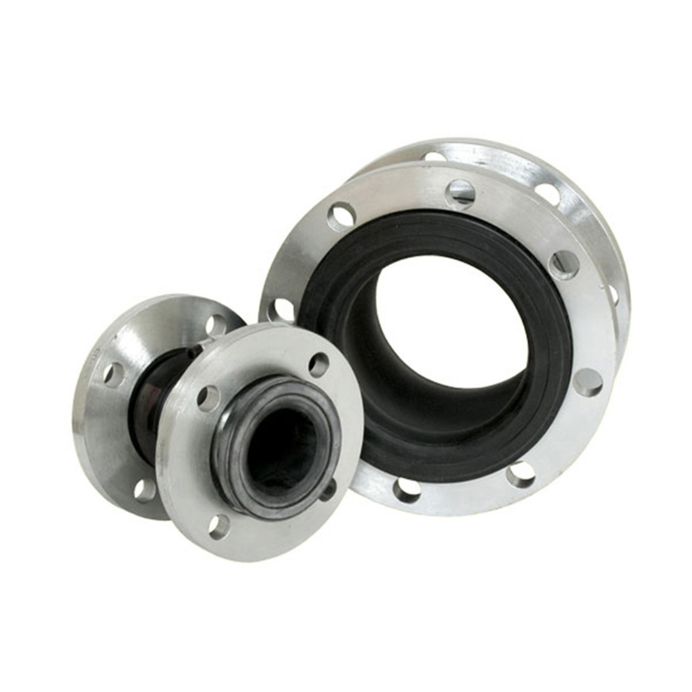 Competitive price flange style single rubber sphere expansion joints