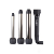 Hot Selling Interchangeable Hair Curling Iron Wand 5 in 1 Hair Curler Set