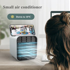 Mini air conditioner cooling desktop spray USB charging small fan student dormitory office Instant Cooler
