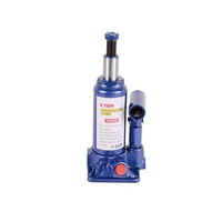 Heavy duty car lifting hydraulic bottle Jack with safety valve