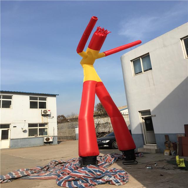 ใช้ Inflatable Air Dancer,Flying Air Man,Sky Dancer