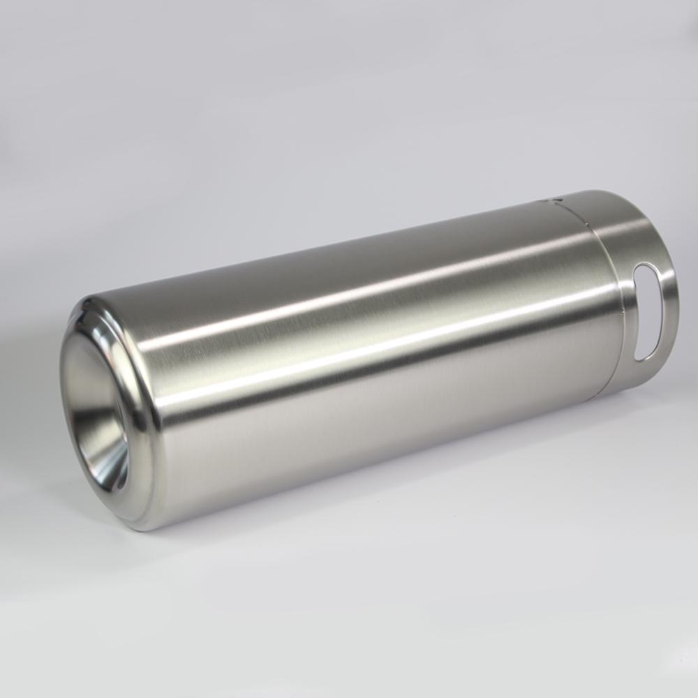 Wholesale 10 l liter homebrew stainless steel growler beer keg  mini kegs