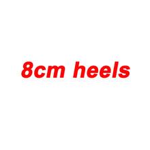Новый Стиль ручной работы 4 дюйм(ов) каблуки Свадебные Туфли Дамы Слоновой Кости невесты обувь Торжества Пром Насосы(Китай)