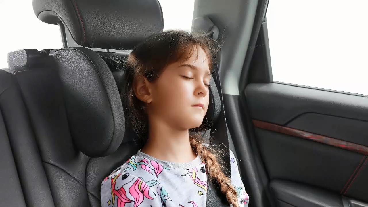 การออกแบบล่าสุดสนับสนุนคอรถท่องเที่ยวหัว Rest หน่วยความจำหมอนชุดสำหรับผู้ใหญ่เด็ก