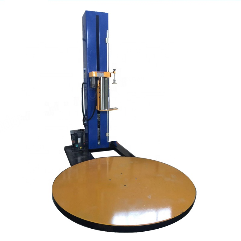 Pallet stretch wrapping machine/pallet wrapper/stretch machine wrap