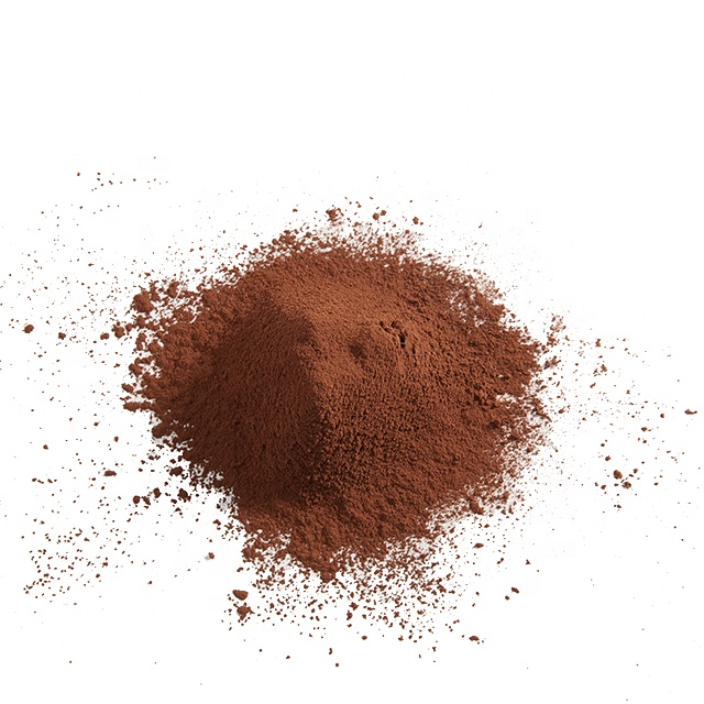 Wholesale recipes using raw alkalized reddish cocoa powder