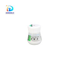 Precio al por mayor Dental Super <span class=keywords><strong>porcelana</strong></span> 50g Ex-3 polvo de <span class=keywords><strong>porcelana</strong></span>