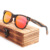 UV400 wood grain acetate material polar eagle sunglasses 2020 trendy acetate sunglasses with polarized lens