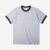 2019 Wholesale China  Men Plain Unisex Two Color Cotton T shirt