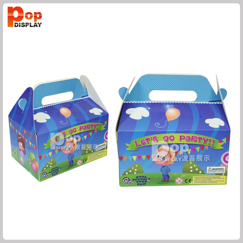 Hot sale custom printing creative gift paper packing boxes