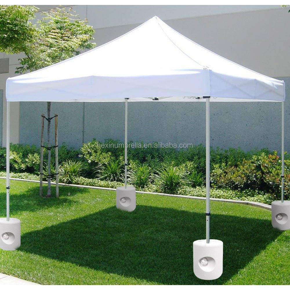 Set of 4 Plastic Gazebo Marquee Tent Leg Foot Support Weights