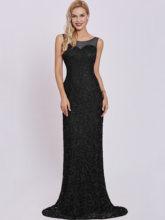 Dressv вечернее платье с глубоким вырезом Бордовое платье без рукавов в пол женские кружевные аппликации Формальные Длинные вечерние платья(Китай)