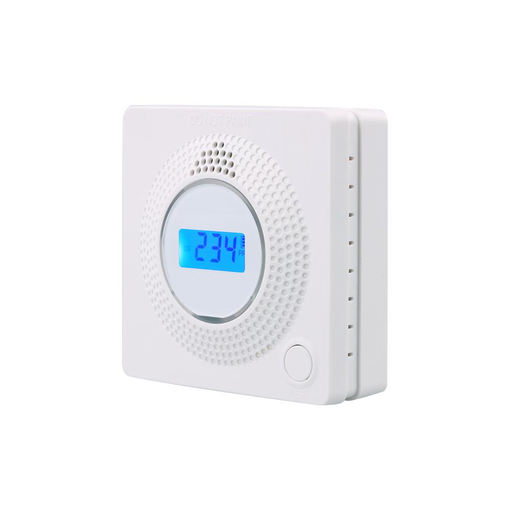 Stecto Detector de Humo contra Incendios Sensor de Humo Alarma contra Incendios