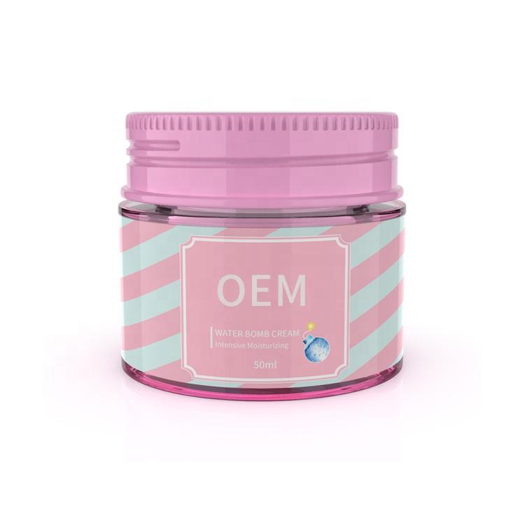 トップ販売韓国パテントマッサージ顔剥離有機美容フェイスクリーム、明確な肌の保湿美白フェイスクリーム