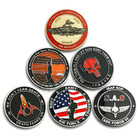Coin Custom Cheap US Military Challenge Coin Metal Antique Coin