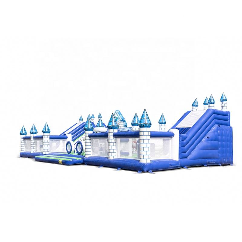 Large Adults&Kids Outdoor Commerical Inflatable Bouncing Castle Inflatable Castle World For Amusement Park