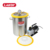 31.8 Liter 30cm*45cm large Vacuum Chamber with 2 stage 220v vacuum pump