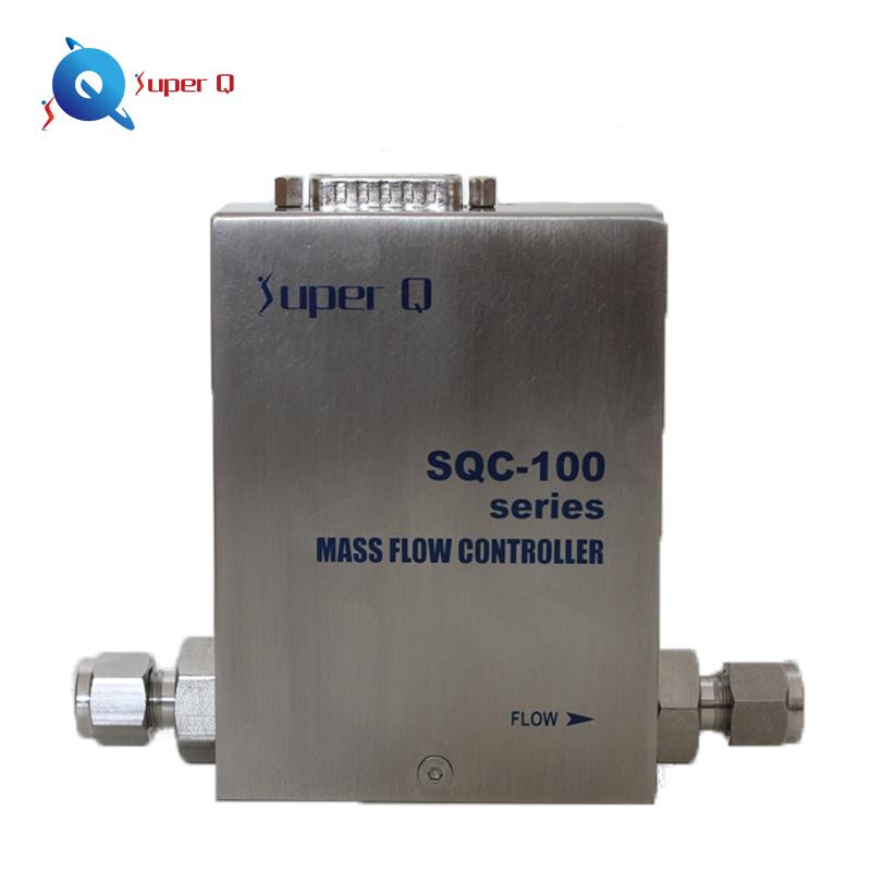 SQC-200 Gas Mass Flow Controller 250 SLM