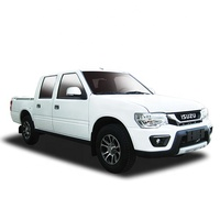 Cheap and easy to use Qingling3.0T, 2-drive pickup truck