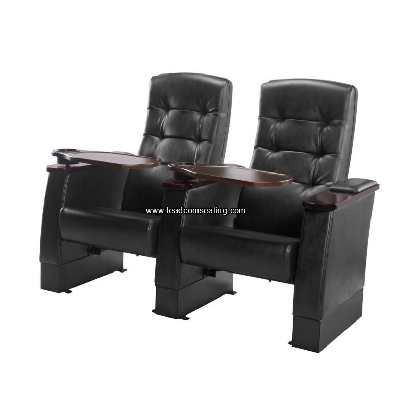 Leadcom luxury designed vip auditorium seats with table LS 14602, View vip auditorium seats, LEADCOM SEATING Product Details from Guangzhou Lijiang