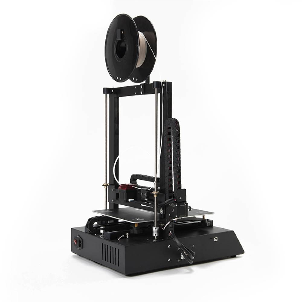 ORTUR high speed 3D drucker Ortur4 <strong>V1</strong> 3D printers Semi mounted removable gift carbon steel build platform 3d printing machine