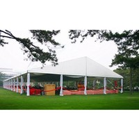 500 seater mobile luxury marquee restaurant wedding tent