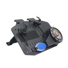 Тактическое оборудование универсальная навигационная доска для Скайдайвинг-черный(Китай)