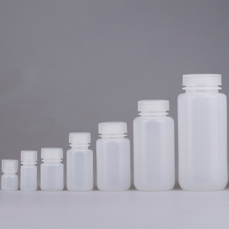 Price 8ml Laboratory HDPE Plastic Reagent Bottle Supply for Reagents Manufacturer