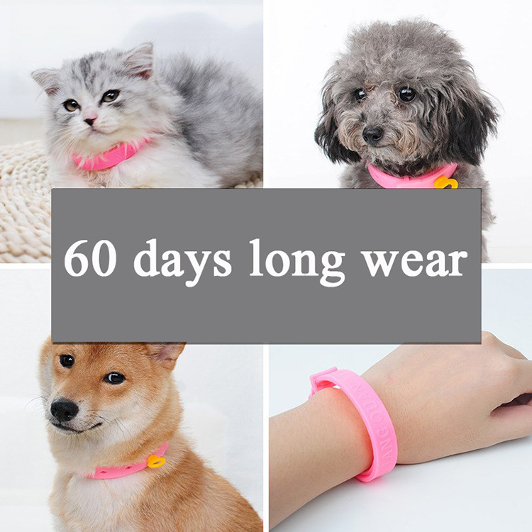 High Quality pet flea tick collar flea and tick collar pet pest collar