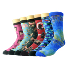 full color sublimation socks sock dye sublimation printing comfortable socks